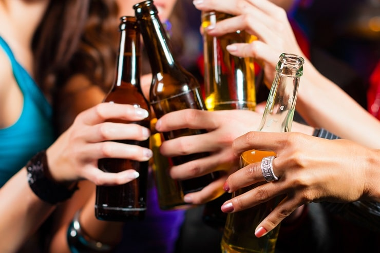 binge drinking dangers