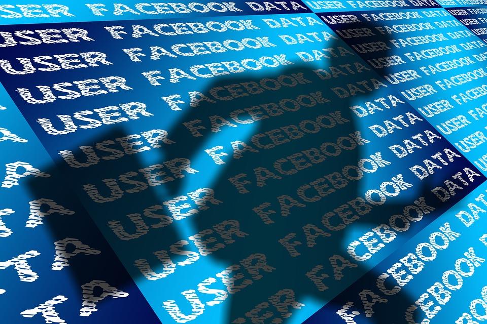 facebook vol données