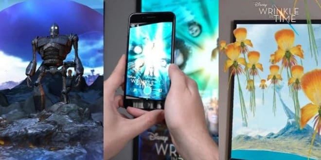 Facebook réalité augmentée persistante Ready Player One