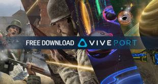 Jeux gratuits HTC Vive à télécharger