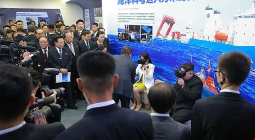 Kim Jong-un Fruit Ninja Samsung