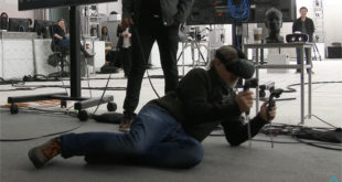 Making-of Ready Player One HTC Vive