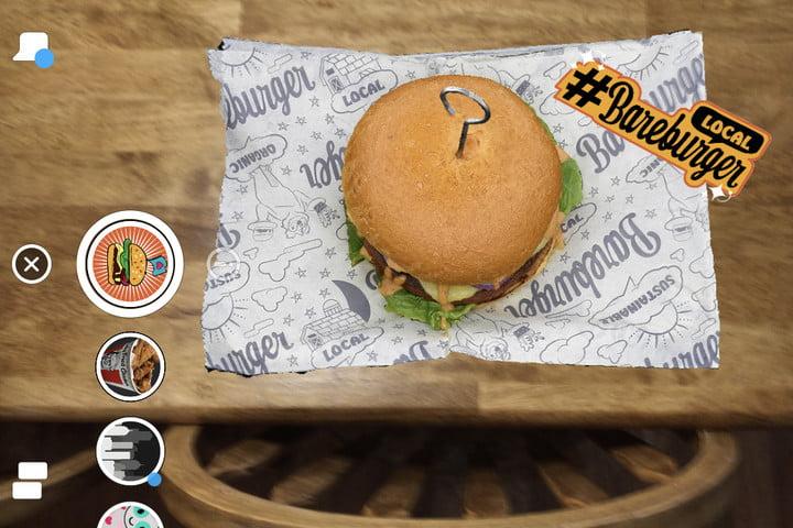 menus ar bareburger