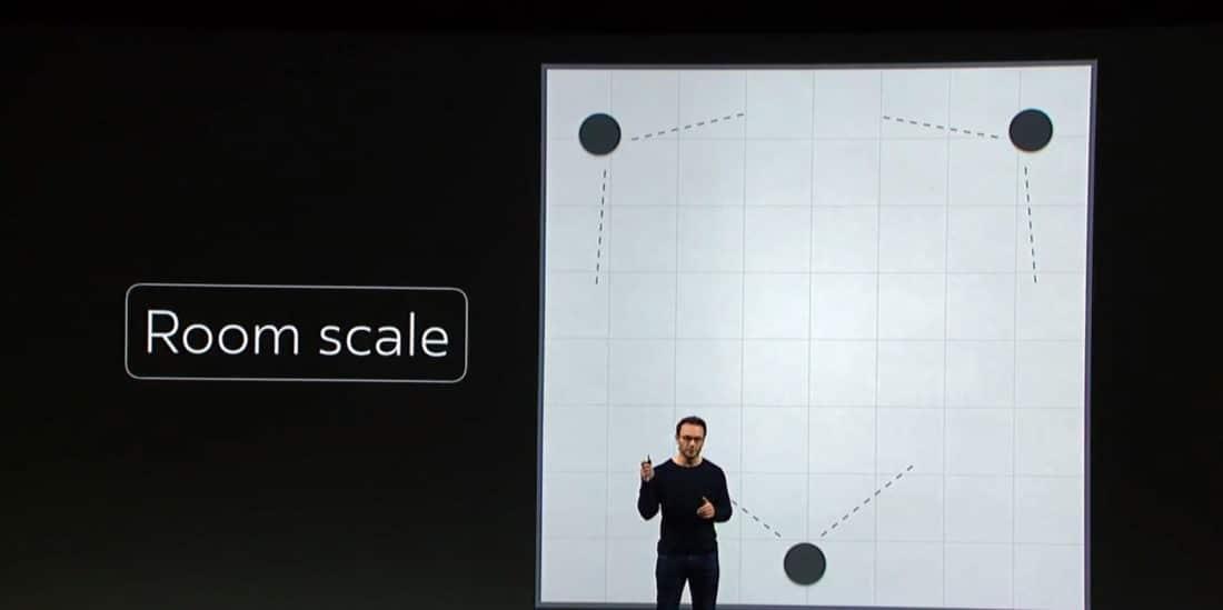 oculus room scale