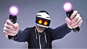 Promotions jeux en réalité virtuelle PlayStation VR