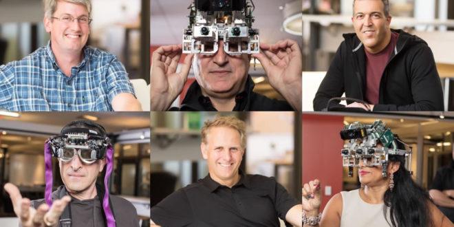 Prototypes HoloLens dans le temps