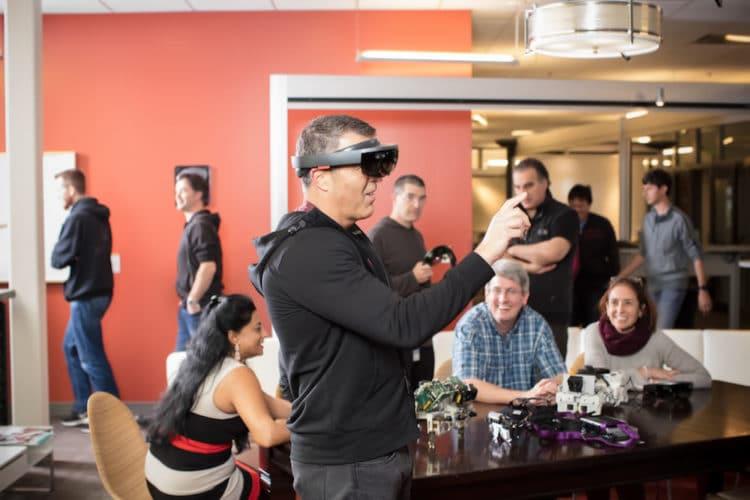 Prototypes Microsoft HoloLens