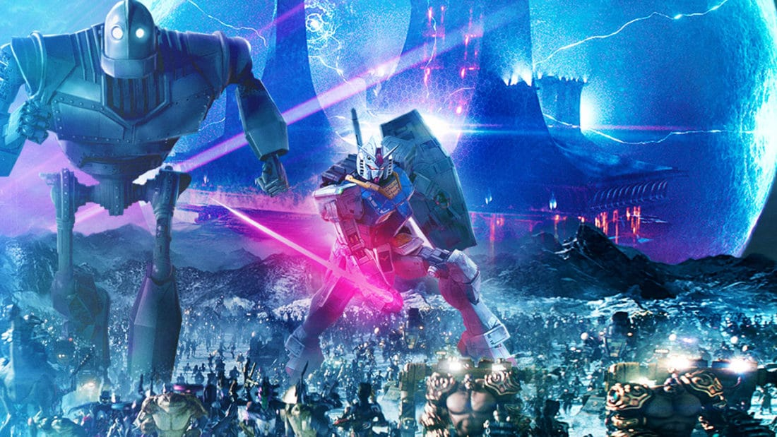 ready player one réalisation