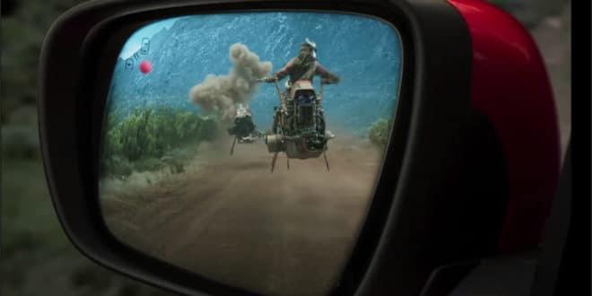 Renault AR Star Wars réalité augmentée