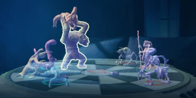 Star Wars Holochess iOS