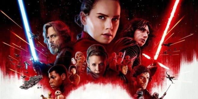 Star Wars : Les derniers Jedi expérience 360 degrés