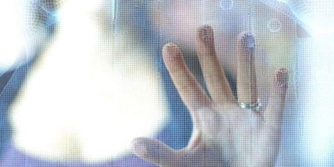 Ultrahaptics toucher virtuel