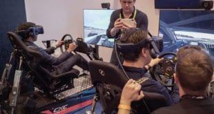 CXC Simulations VR HTC VIve Pro