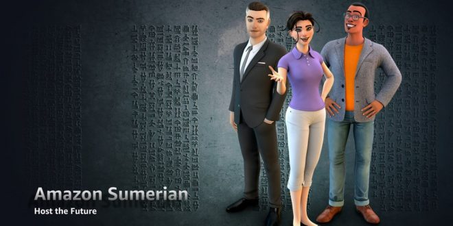 amazon sumerian disponible