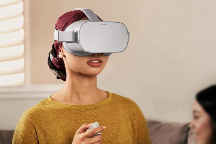 Conférence Facebook F8 Oculus Go