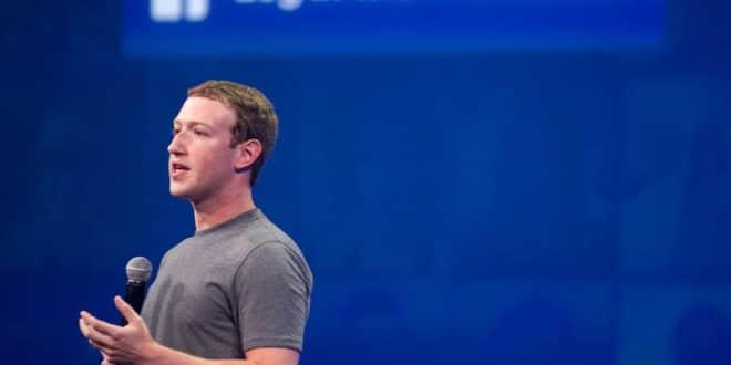 Conférence Facebook F8 réalité virtuelle VR AR augmentée
