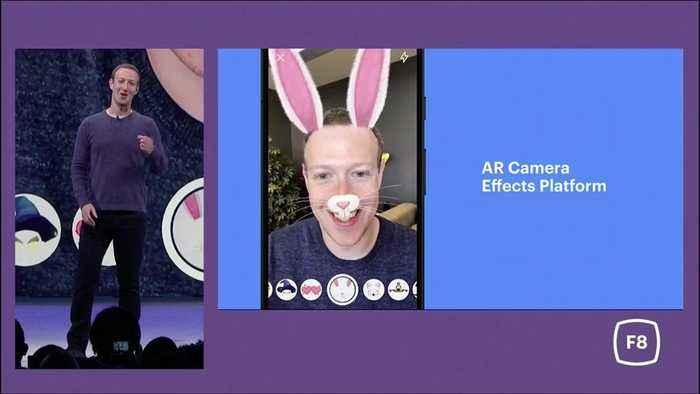 facebook messenger social ar