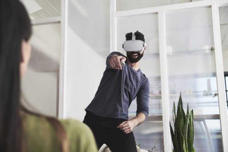 Meilleures application Oculus Go