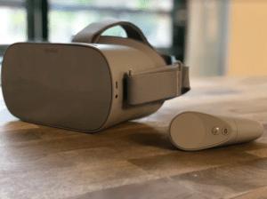 test casque vr autonome oculus go