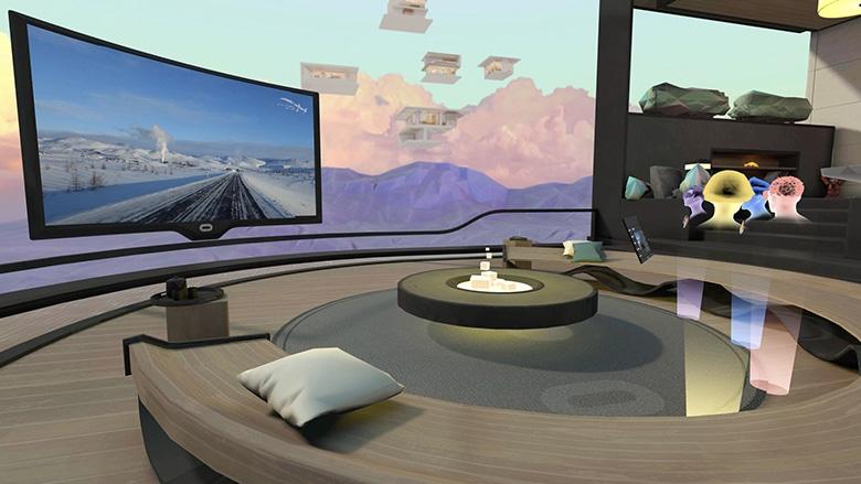 oculus plateforme logicielle