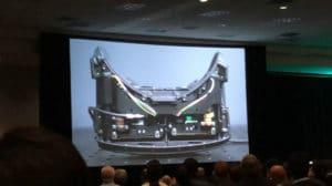Prototype Oculus varifocal casque réalité virtuelle