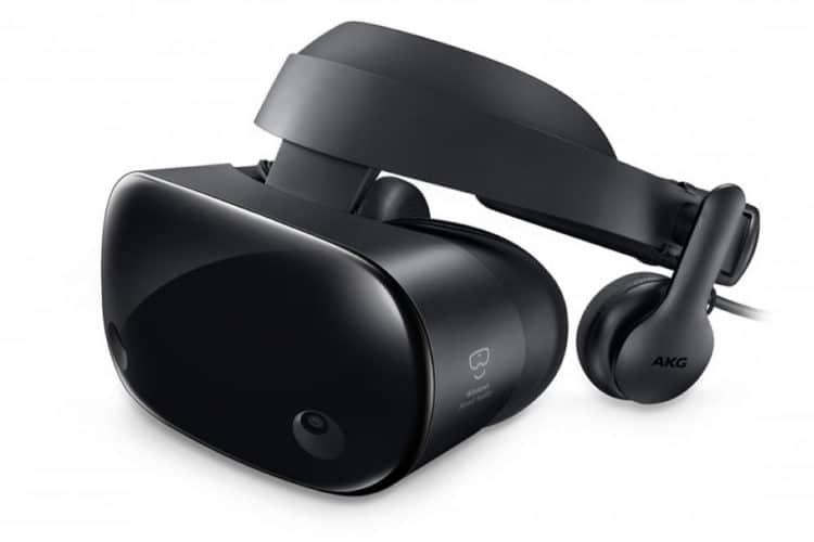 Samsung casque réalité virtuelle augmentée