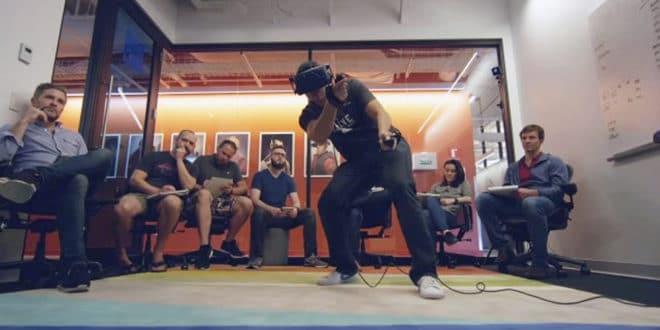 Valve jeux en réalité virtuelle classés Top Secret
