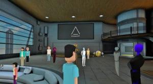 AltSpace VR nouvelles fonctionnalités
