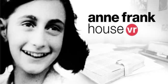 Anne Frank House VR expérience réalité virtuelle