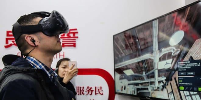 Babaoshan Funeral Parlor expérience mort en réalité virtuelle