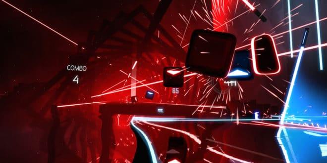 Beat Saber PlayStation VR PS Move