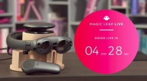 magic leap One twitch