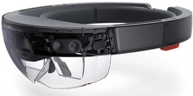 Nouveau HoloLens 2019