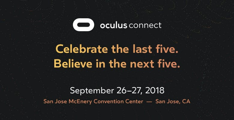 oculus connect 5 date