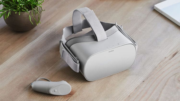 oculus go fnac darty