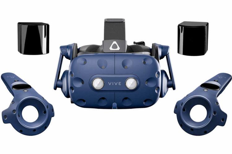 Kit complet HTC Vive Pro disponible en précommande