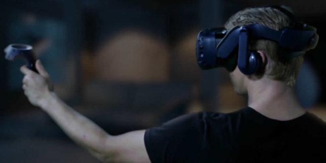 Kit complet HTC Vive Pro précommande prix