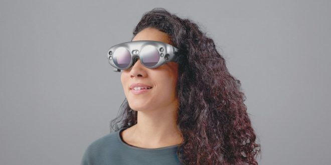 magic leap one demo