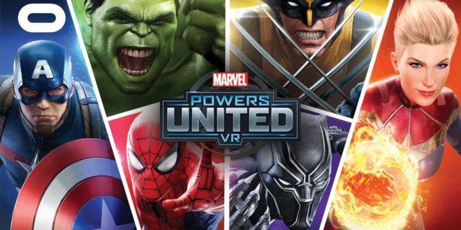 marvel powers united vr tout savoir
