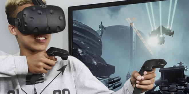 Meilleurs jeux en réalité virtuelle 2018 Steam VR