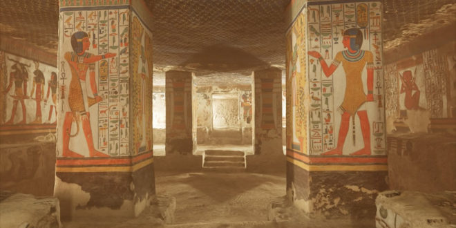 Nefertari : Journey to Eternity réalité virtuelle