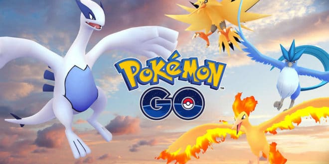 Pokémon Go gains jeu