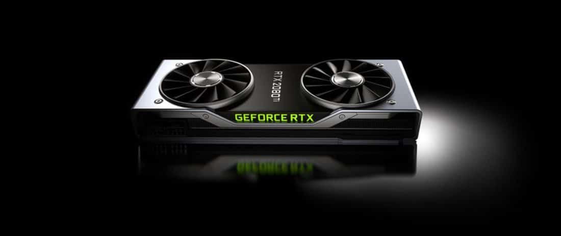 Carte graphique Nvidia GeForce RTX 20