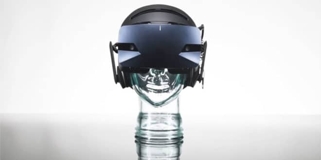Acer Ojo 500 casque de réalité virtuelle Windows Mixed Reality