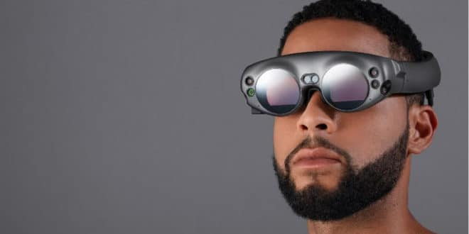 Batterie Magic Leap One capacité de stockage mémoire