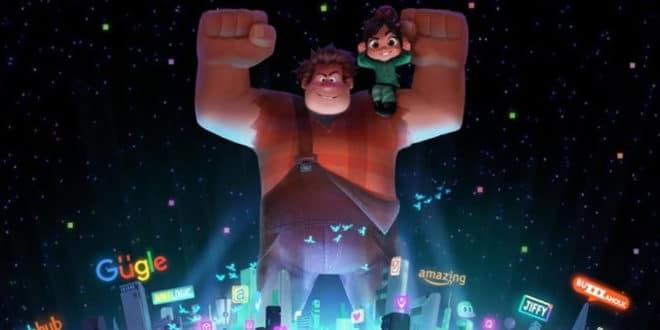 Disney Wreck-it Ralph réalité virtuelle