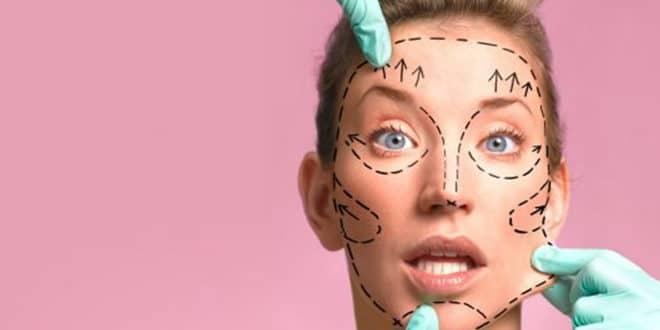 Filters Instagram réalité augmentée chirurgie plastique
