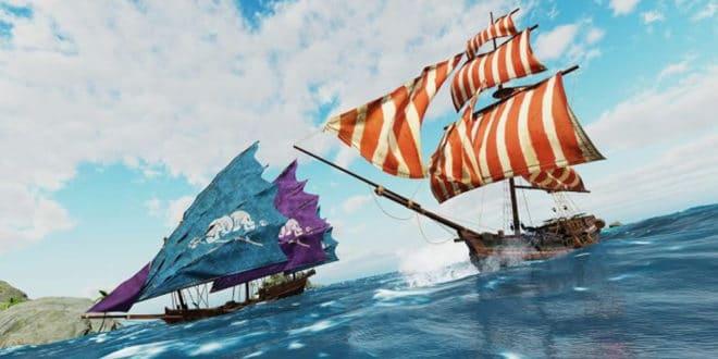 Furious Seas jeu pirates en réalité virtuelle