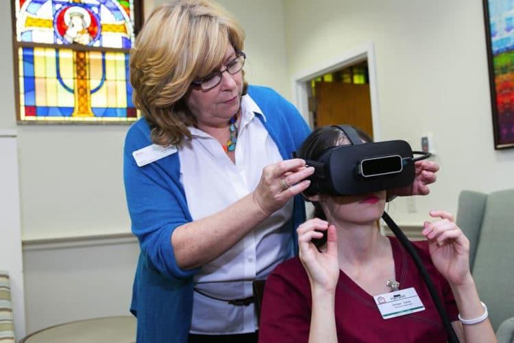 Maladie d'Alzheimer VR