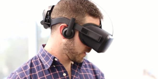 Projet Santa Cruz d'Oculus Conférence Connect 5